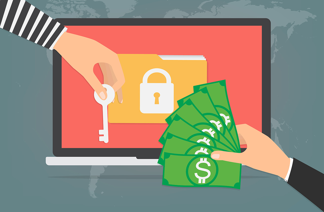 Everything About Ransomware