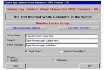 Computer Virus Kit