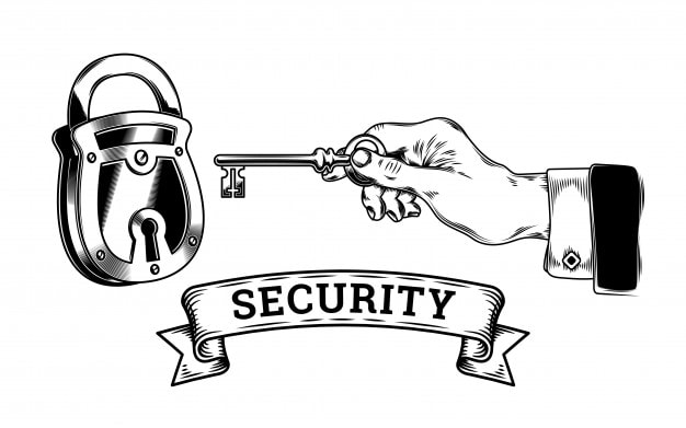 concept-of-security-hand-with-key-opens-closes-the-lock_1441-143-min