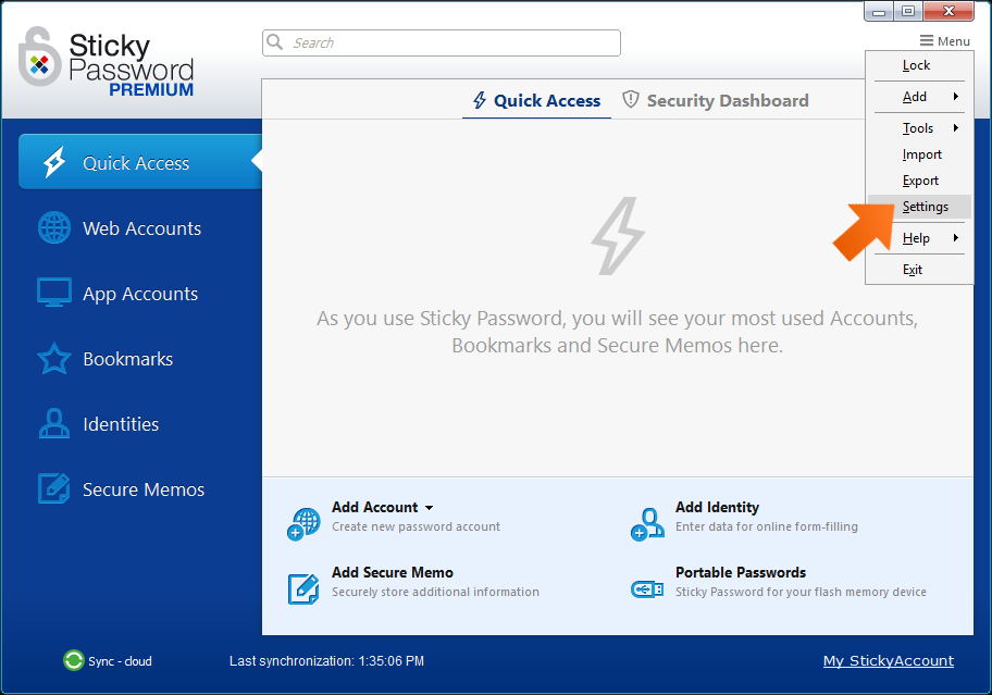 How to Manage Passwords in Your PC - Gotowebsecurity